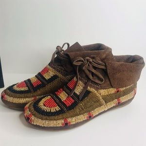 House of Harlow 1960 Maddie Moccasin Booties